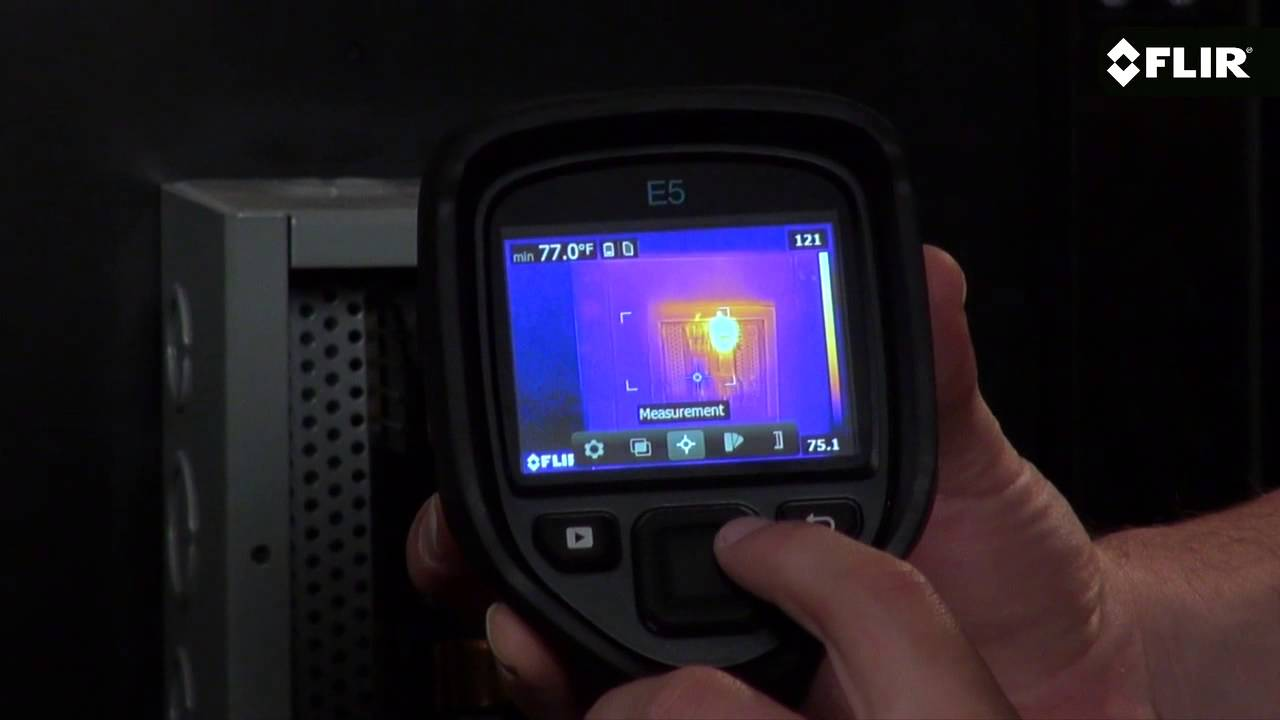 Introducing the FLIR E5 Infrared Camera with MSX