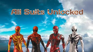 The Amazing Spider-Man 2 All Suits Unlocked Android Gameplay