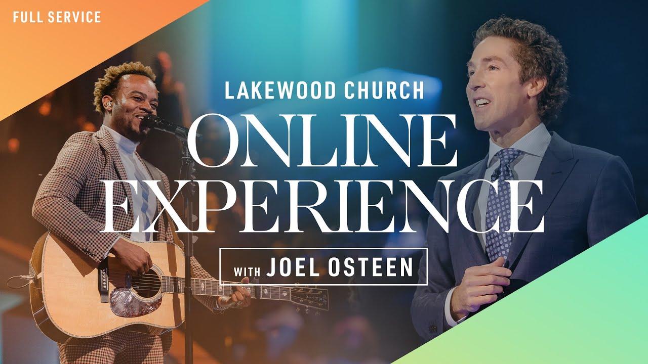 🔴 Joel Osteen LIVE | Lakewood Church Service | Sunday 11am