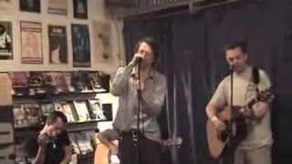 Live in-store performance, Stinkweeds, Tempe, AZ - October 11, 2004.
