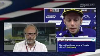 Valentino Rossi Intervista Motogp Austria Zeltweg