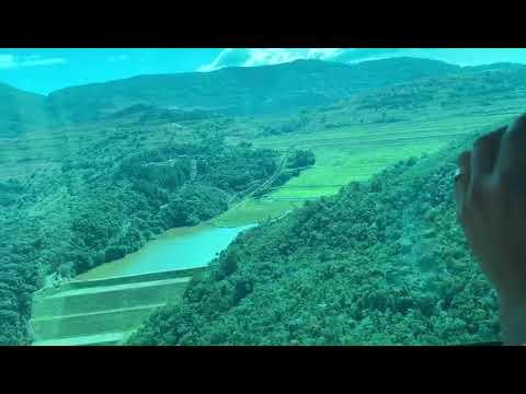 Imagens aéreas mostram barragem Sul Superior em Barão de Cocais