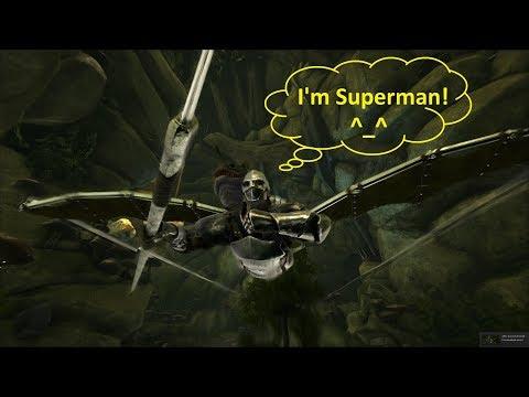 ARK: Aberration #11 - Chế Tạo Thành Công Cánh Bay, I am Superman!