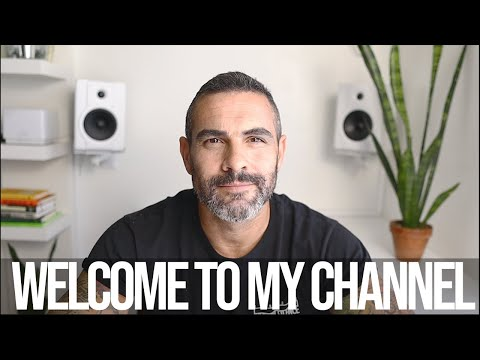 WELCOME TO MY CHANNEL - TRAILER