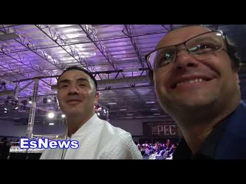 Brandon Rios Vs Danny Garcia Feb 17 2018 - EsNews Boxing