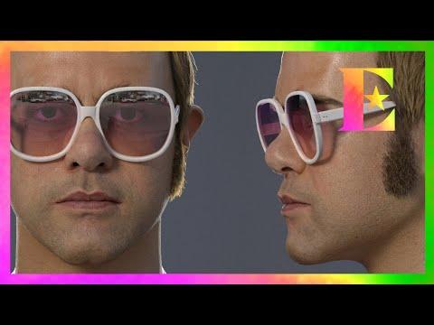 Elton John - Making of Farewell Yellow Brick Road: Part 1 The Past (VR180)