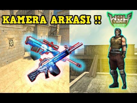 KRALLARA SELAM :) !! Wolfteam #Nyks #M500 Vuruşları #Sniper Montage Vol.4