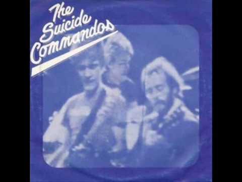 The Suicide Commandos - Mosquito Crucifixion
