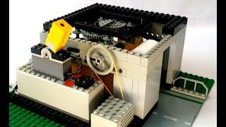 LEGO Myjnia samochodowa