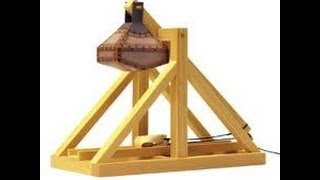 Thinkgeek Trebuchet