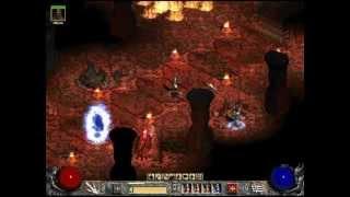 "Diablo 2 - Assassin ""Witchblade"" Baal & Andariel"