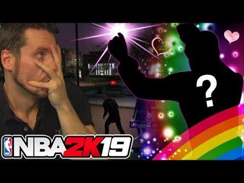 I JUST WANNA PLAY PARK! NBA 2K19