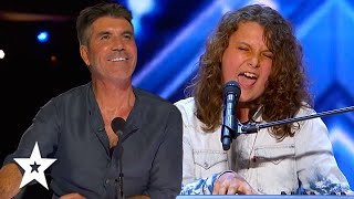 His Cover Of QUEEN Amazes Simon Cowell on America's Got Talent 2021 | Got Talent Global
