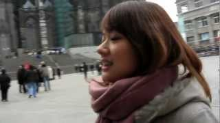Last winter we visited to Köln,Amsterdam and London!!! 冬のヨーロッ...