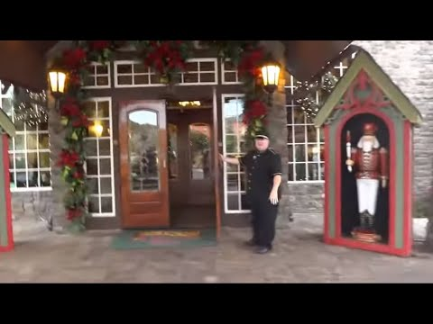 A Tour of The Inn at Christmas Place in Pigeon Forge, TN