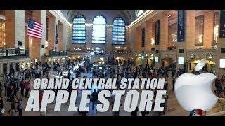 Dicas de viagem EUA: Grand Central Station Apple Store