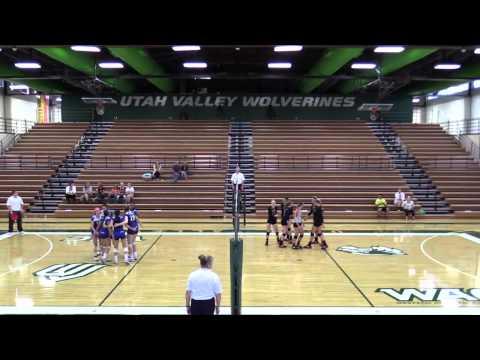 NCAA Volleyball: Idaho State University vs. UC Riverside