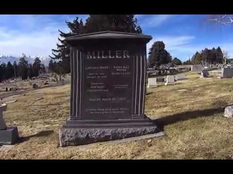 Shrinerdawg 1: Salt Lake City Municipal Cemetery...the biggest such cemetery in the country