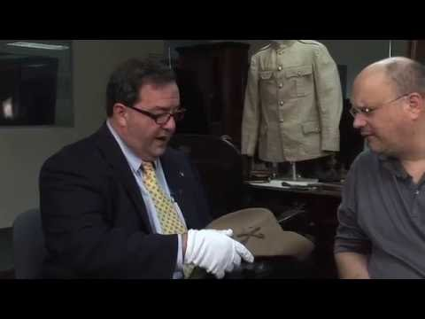 Curator's Corner: Theodore Roosevelt's Rough Riders Gear Explored