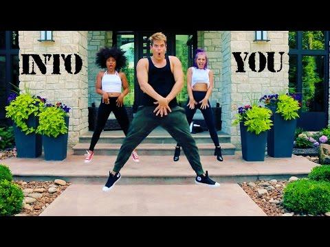 Ariana Grande - Into You   The Fitness Marshall   Cardio Concert
