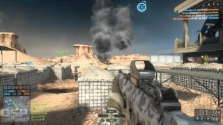Battlefield 4 (PS4) China Rising DLC gameplay pt1