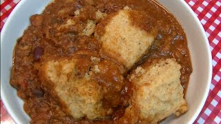 Cornbread Dumplings Recipe  Noreens Kitchen Basics