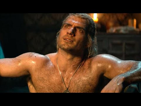 How Henry Cavill Transformed His Body For The Witcher