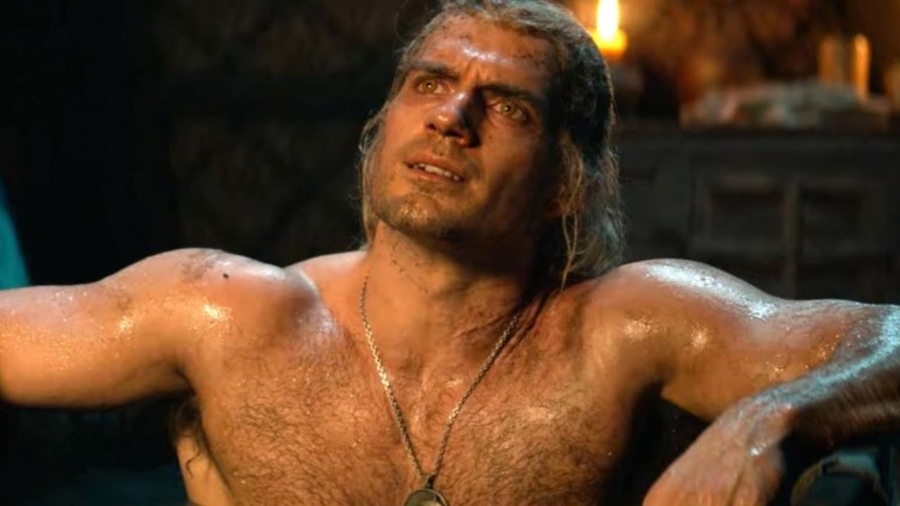 How Henry Cavill Transformed His Body For The Witcher - YouTube