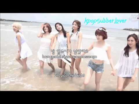AOA - Girl's Heart (여자사용법) [Eng Sub+Romanization+Hangul] HD