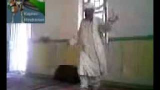 drunk pakistani muslim and dancing persented by khalid Qadiani.flv