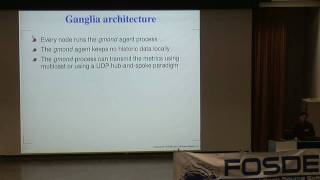Ganglia: 10 years of monitoring clusters and grids