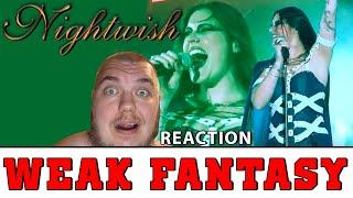 Nightwish - Weak fantasy REACTION (Feeling good!) Tampere 2015