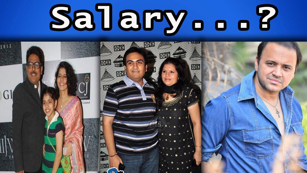 Salary of Taarak mehta ka ooltah chashmah cast - YouTube Taarak Mehta Ka Ooltah Chashmah Cast