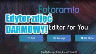 Fotoramio - darmowy edytor zdjęć online screenshot 5