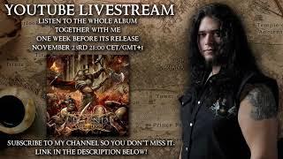 Legend of Valley Doom Livestream November 23rd!