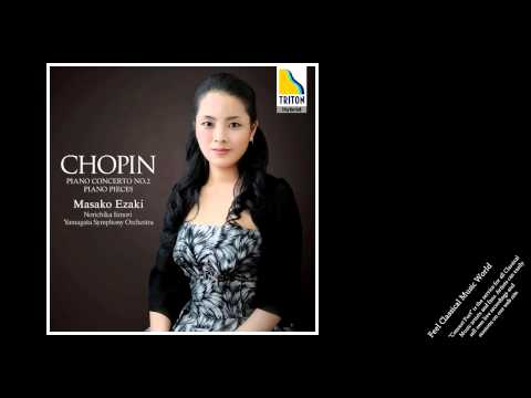 Masako Ezaki / Chopin: Piano Concerto No.2