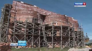 В Карачеве восстанавливают монастыри