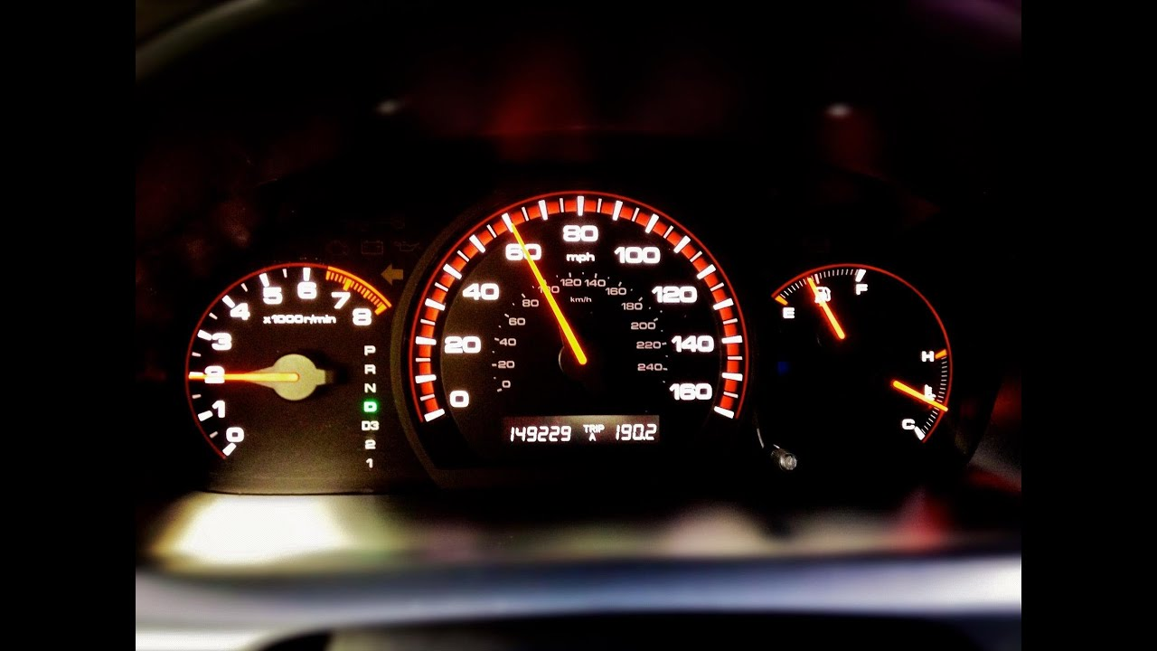 2006 Honda Accord EX Coupe 2.4L i-VTEC 5AT 0-75 & Normal ...