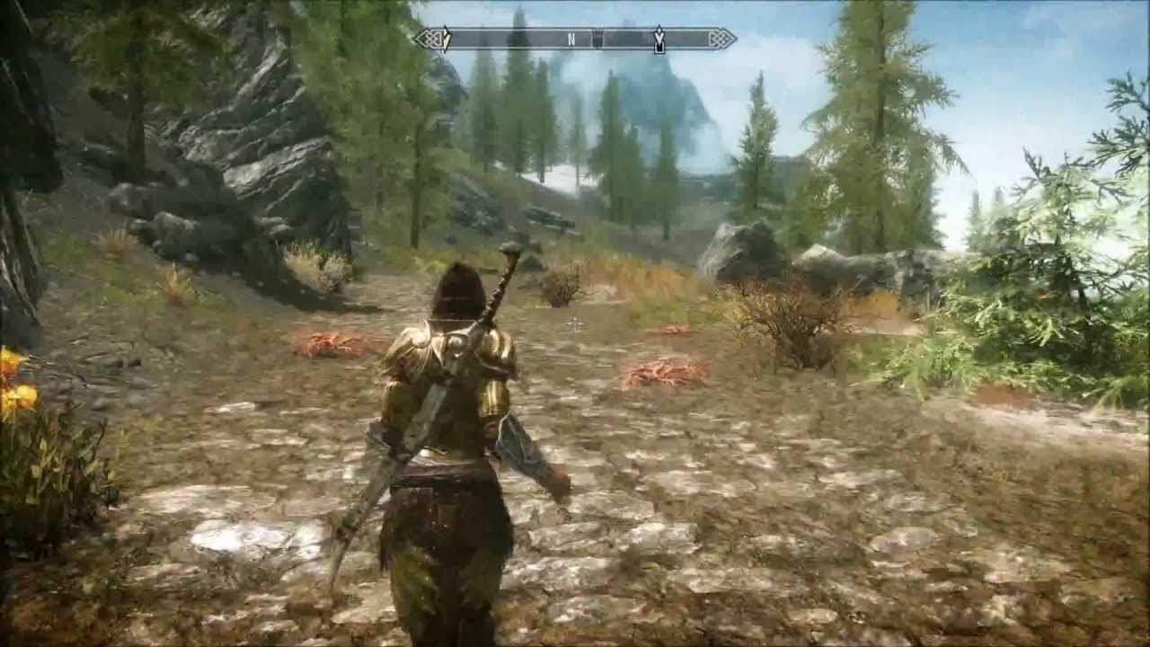 the elder scrolls 5 skyrim enb cinematic lighting mod ultra settings