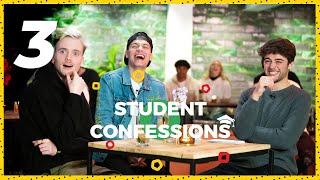 Student Confessions (3/8): Publieke zeikers