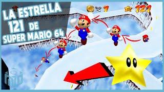 ¿La ESTRELLA 121 de Super Mario 64 es DESCUBIERTA 24 Años Después? | N Deluxe