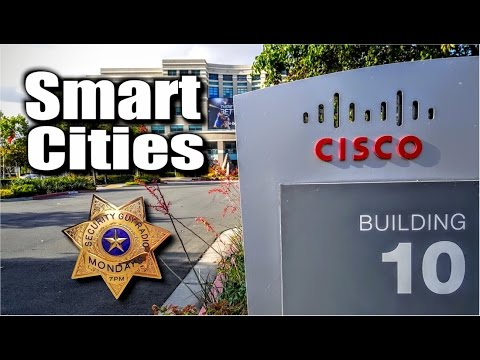 [220] Smart Cities & The Internet of Everything with Cisco