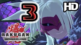 Bakugan: Defenders of the Core Walkthrough Part 3 (PS3, X360, Wii) HD(Bakugan: Defenders of the Core walkthrough part 3 (PS3) New HD version with better character gameplay., 2016-03-18T22:08:33.000Z)