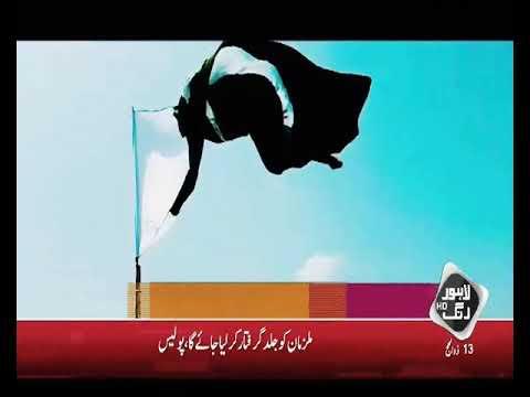 Jashn E Azadi Song Lahore Rang Tv Report.