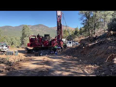 Gold Springs Project In Nevada- Homestake Target 2019 - TriMetals Mining Inc.