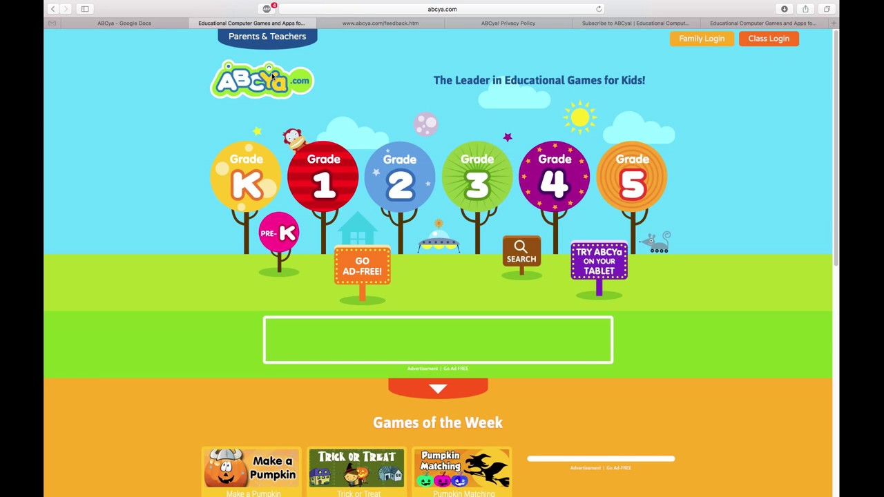 Abcya Games Of The Week Games World