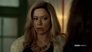 Best Burns | Orphan Black Top Moments | BBC America