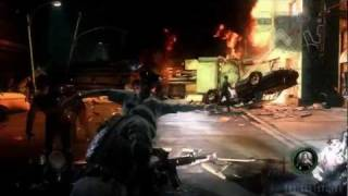 Resident Evil Operation Raccoon City 8 minutos de gameplay( trailer) xbox 360