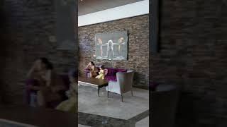 GoldCity отель Ресепшн Главный корпус Аланья Турция Сентябрь 2019