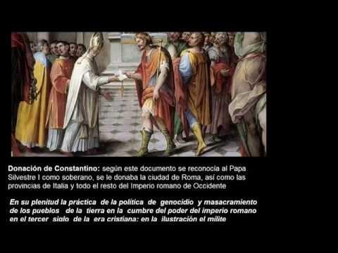 De la Metafísica, Roma y el  Cristianismo, dícese el oscurantismo.